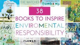 Amazing Books That Inspire Environmental Responsibility