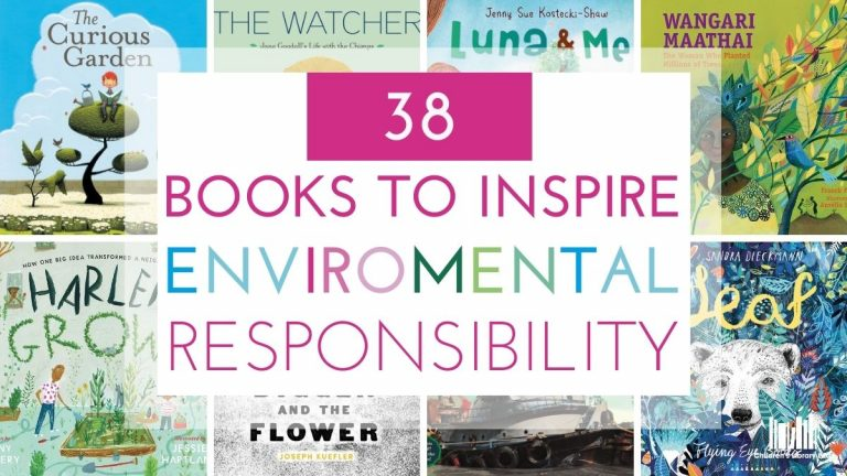 Amazing Books That Inspire Environmental Responsibility Featured Image