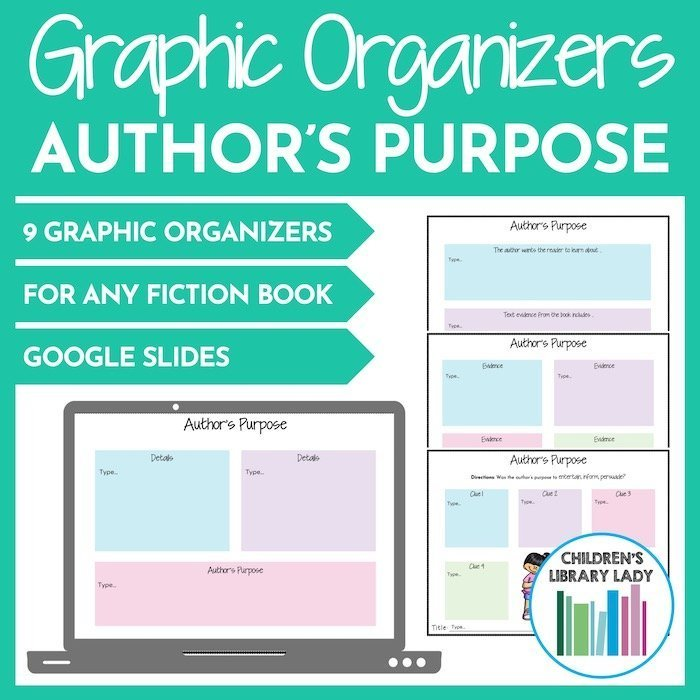 Any Book Author's Purpose Digital Covers 1