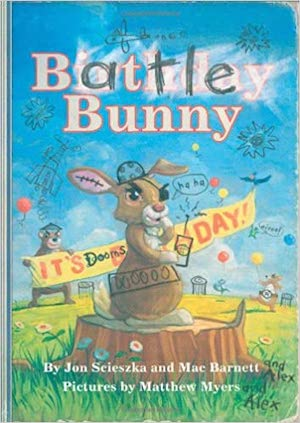 Battle Bunny by Mac Barnett and Jon Scieszka