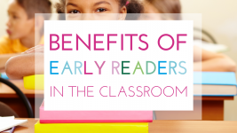 An Overview of the Benefits of Early Reader Books