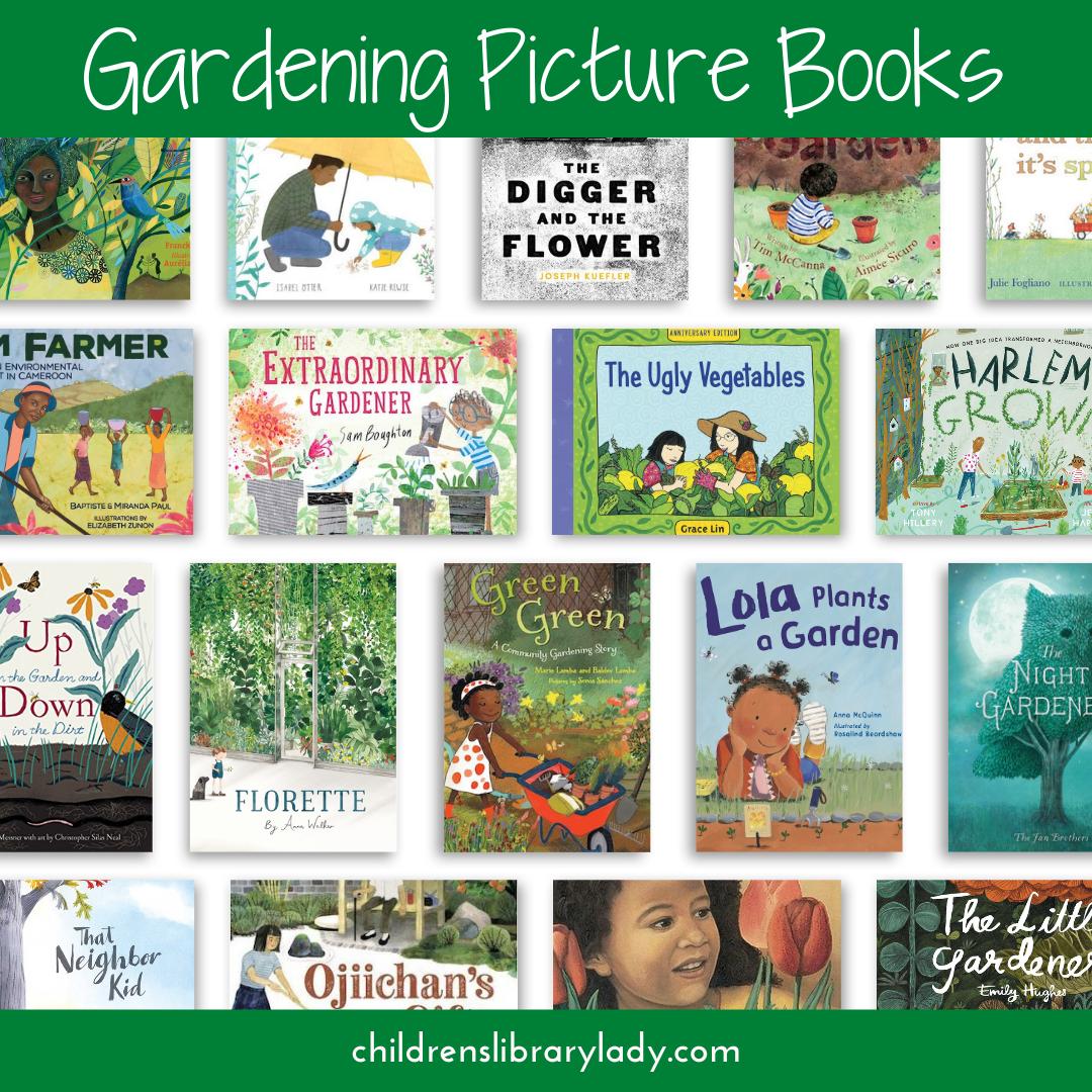 Best Gardening Books for Children