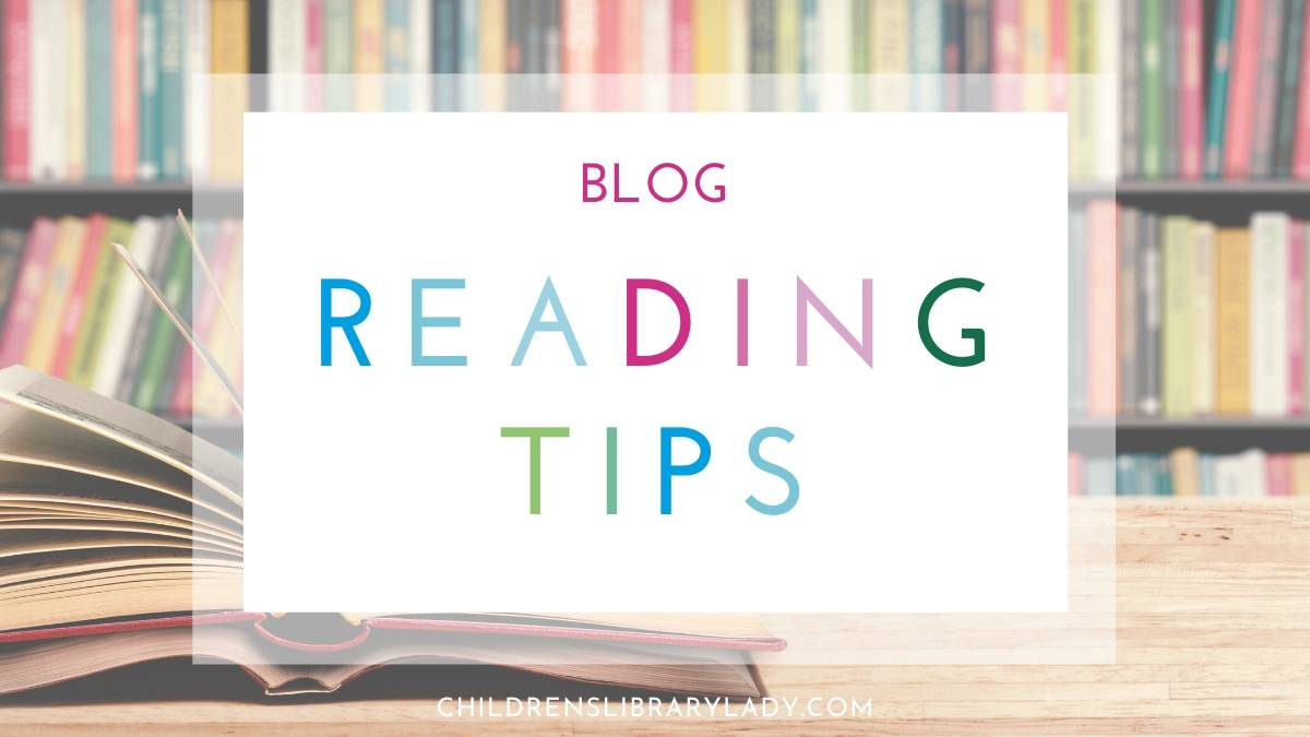 Reading Tips Blog Posts