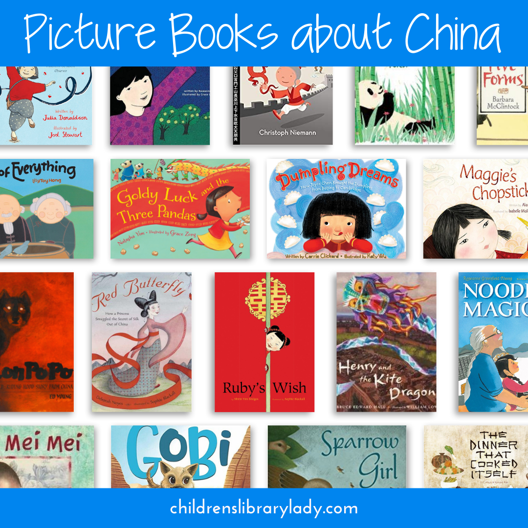 Books Promoting Chinese Culture for Kids