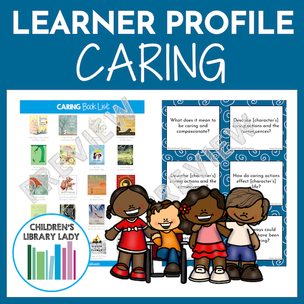Caring Graphic Organizers 4