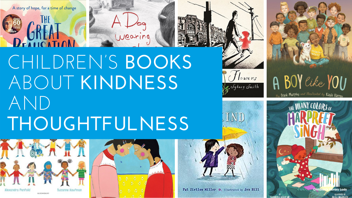 Children's Books About Kindness and Thoughtfulness