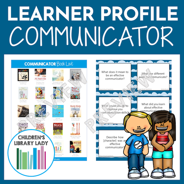 Communicator Graphic Organizers 4