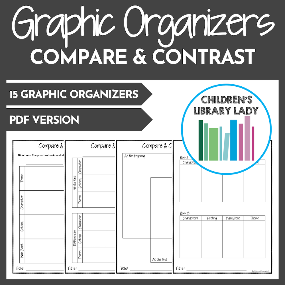 Compare & Contrast TpT Preview