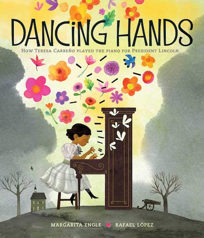 Dancing Hands by Margarita Engle