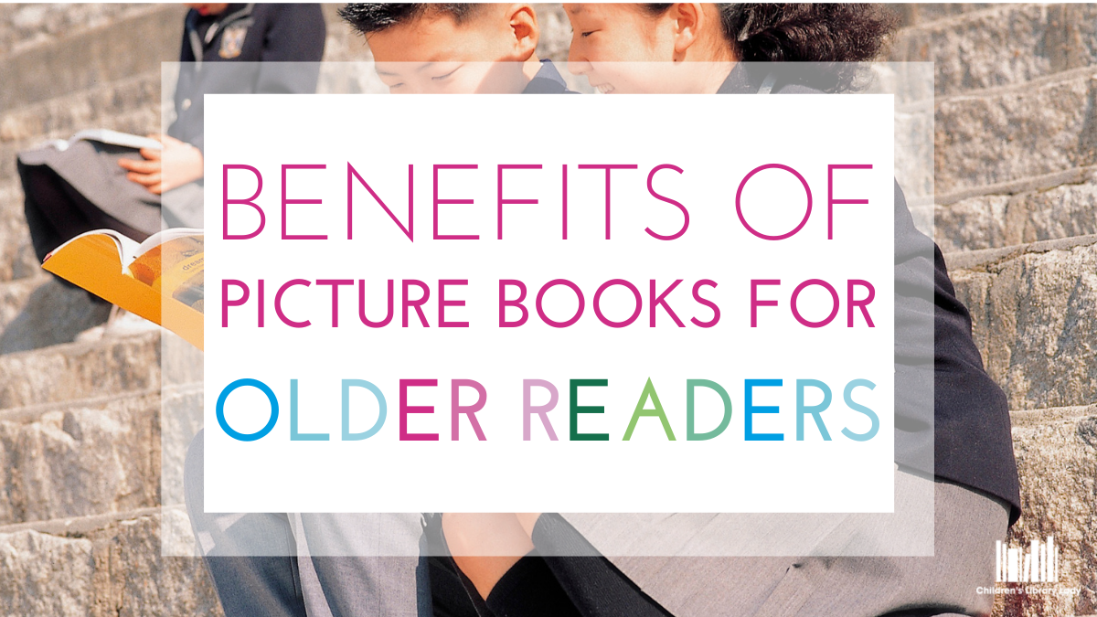 Discover the Benefits of Picture Books for Older Readers
