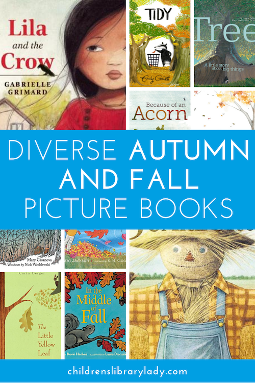 Diverse Autumn and Fall Picture Books