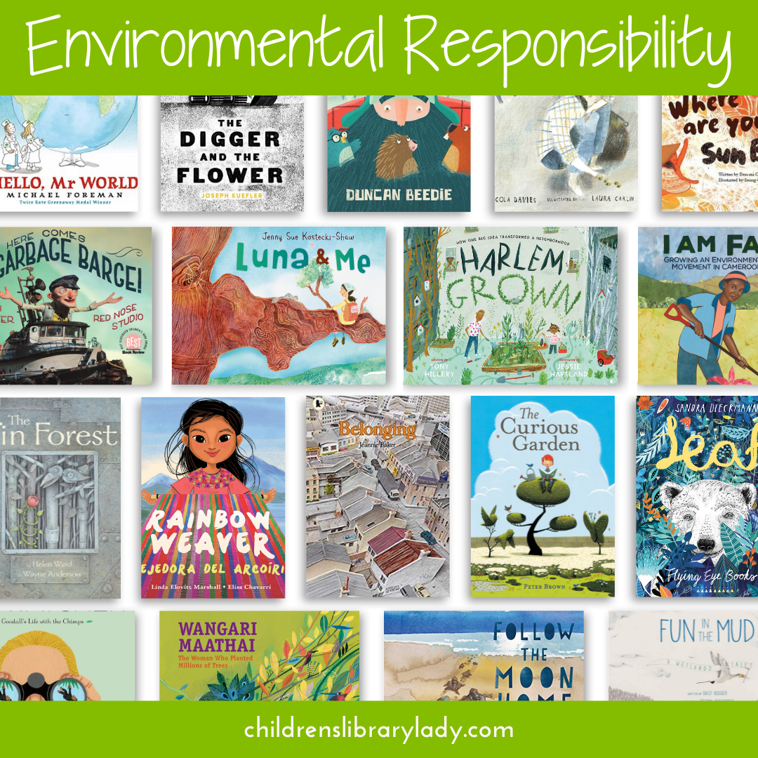 Books That Inspire Environmental Responsibility