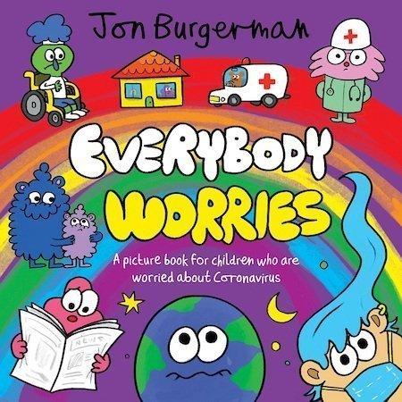 Everybody Worriesby Jon Burgerman