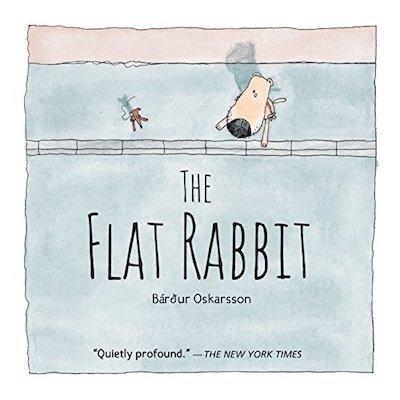 Flat Rabbit by Bárður Oskarsson