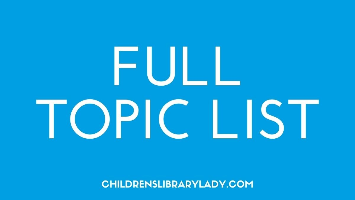 Full Topic List