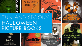 Fun and Spooky Halloween Picture Books