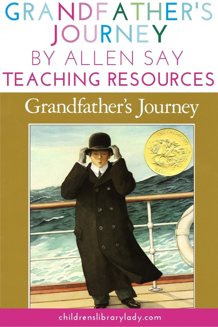 Grandfather's Journey by Allan Say