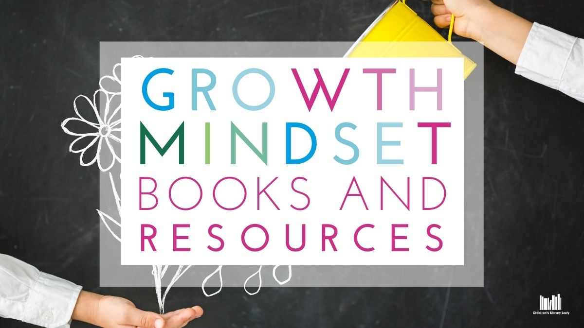 Growth Mindset Books and Resource