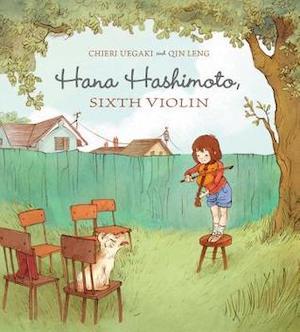 Hana Hashimoto, Sixth Violin by Chiere Uegaki