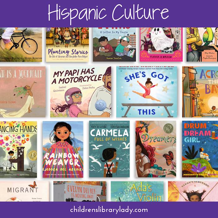 Picture Books That Celebrate Hispanic Heritage