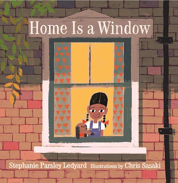 Home Is a Window by Stephanie Ledyard