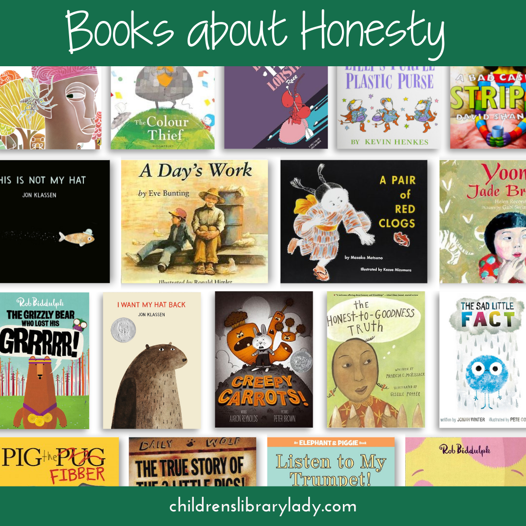Picture Books about Honesty and Trust