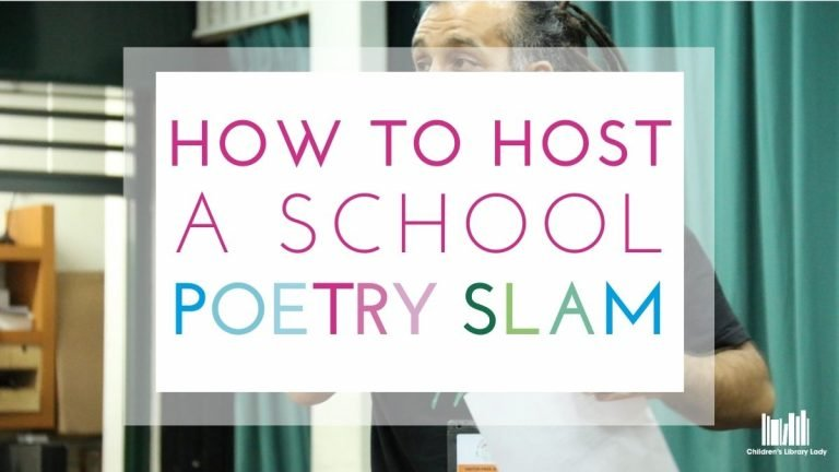 How to Host a School Poetry Slam Featured Image