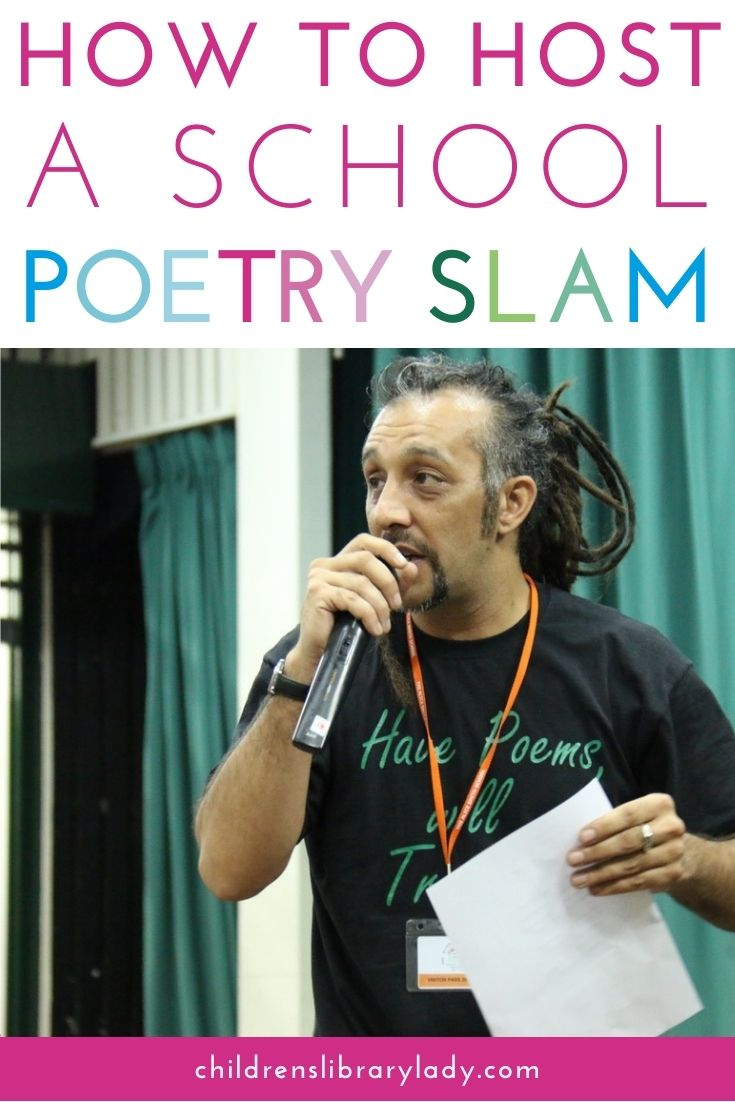 How to Host a School Poetry Slam