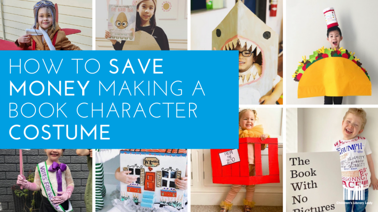 How to Save Money Making a Book Character Costume