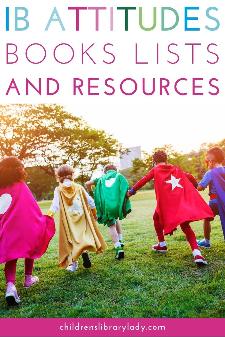 IB Attitudes Book and Resources