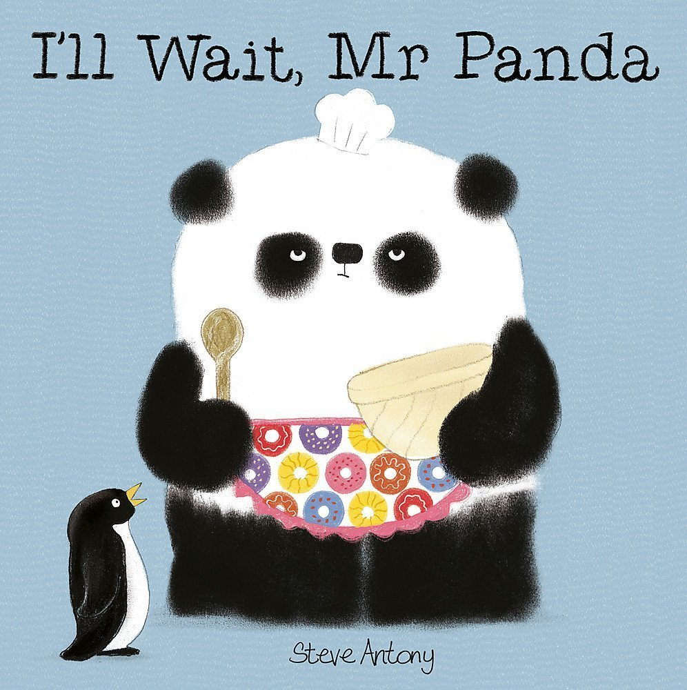I'll Wait, Mr Panda by Steve Antony