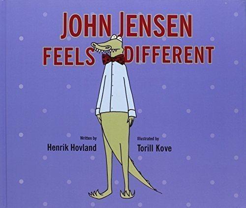 John Jensen Feels Different by Henrik Hovland