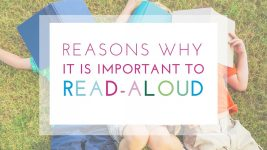 Key Reasons It Is Important To Read Aloud Books