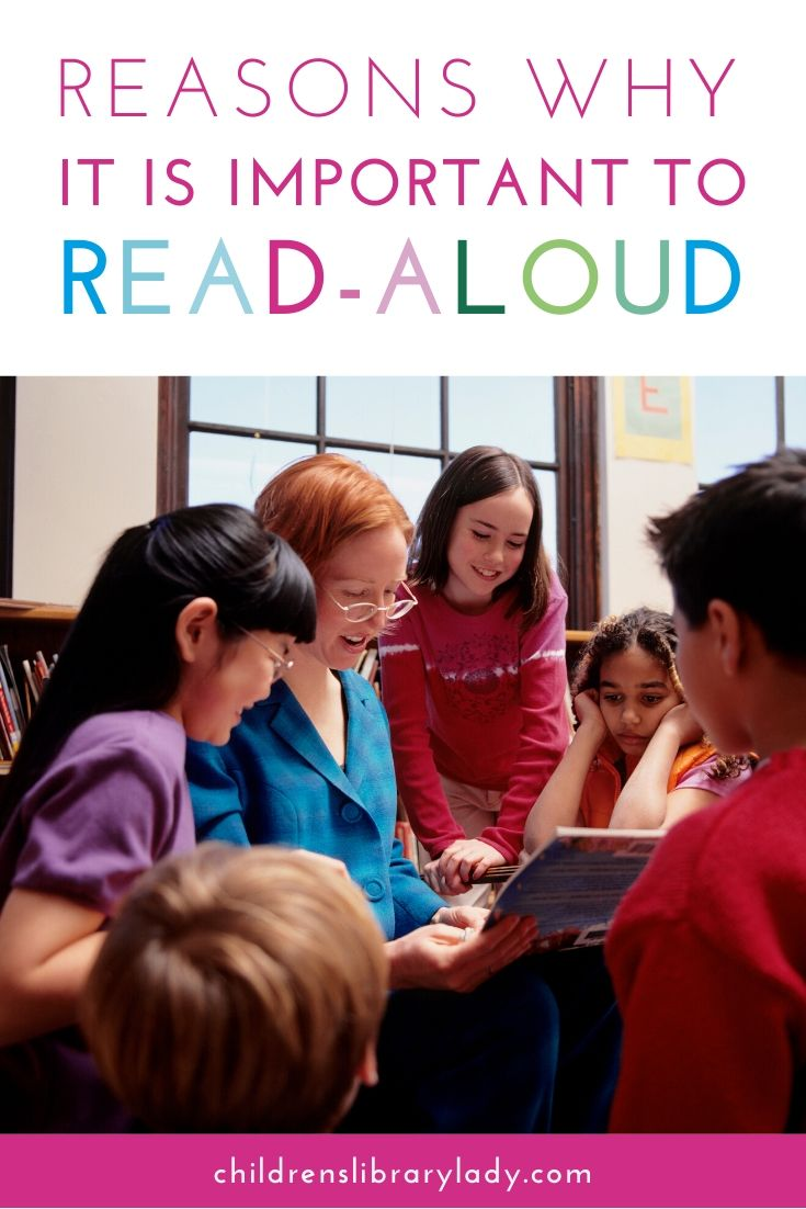 Key Reasons It Is Important To Read Aloud Books