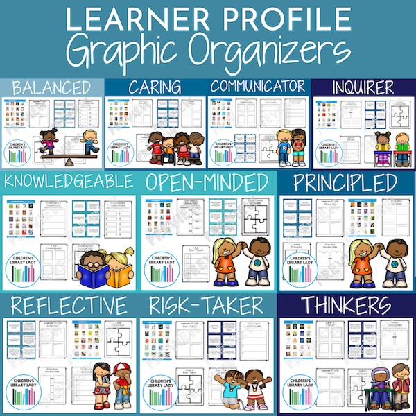Learner Profile Bundle Cover