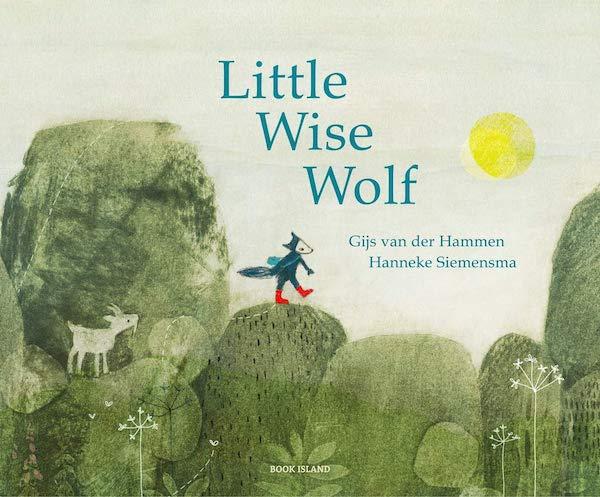 Little Wise Wolf by Gijs van der Hammen