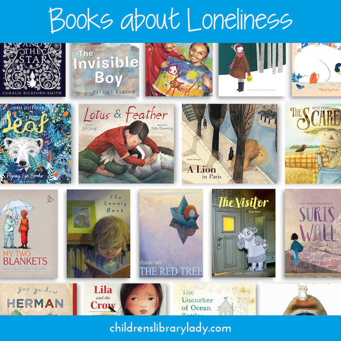 Picture Books about Loneliness