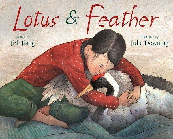 Lotus and Feather Ji-li Jiang