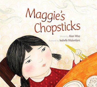 Maggie's Chopsticks by Alan Woo