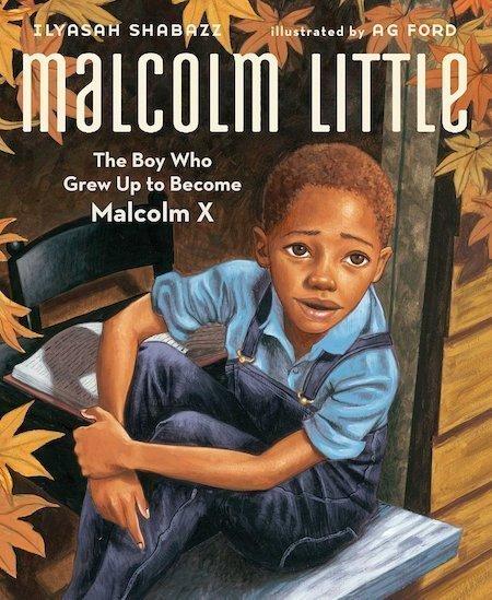 Malcolm Little by Ilyasah Shabazz