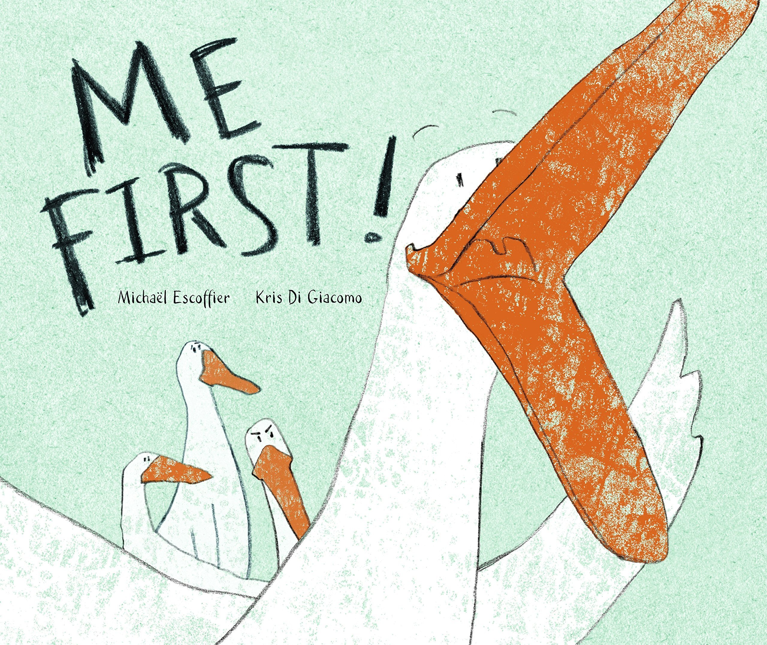 Me First! by Michaël Escoffier