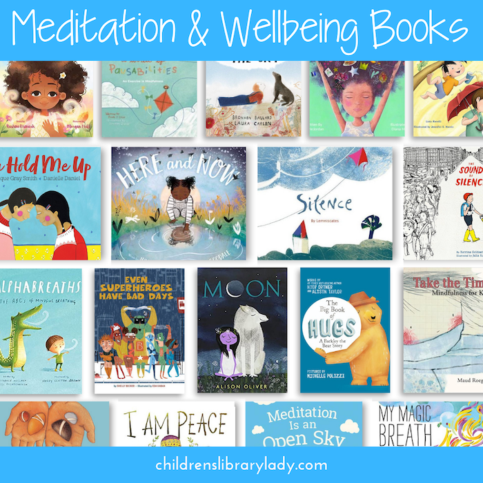 Children's Books on Mindfulness & Meditation