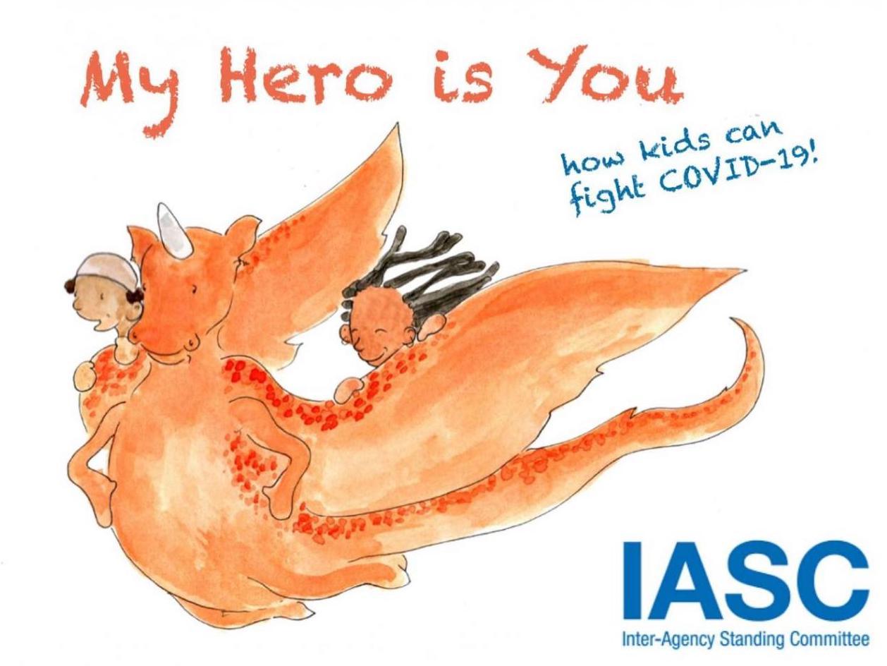 My Hero is You by Helen Patuck