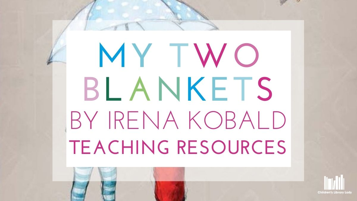 My Two Blankets by Irena Kobald