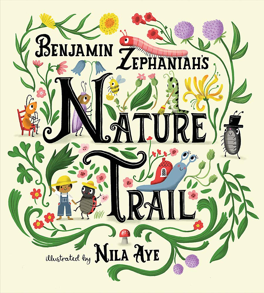 Nature Trail by Benjamin Zephaniah