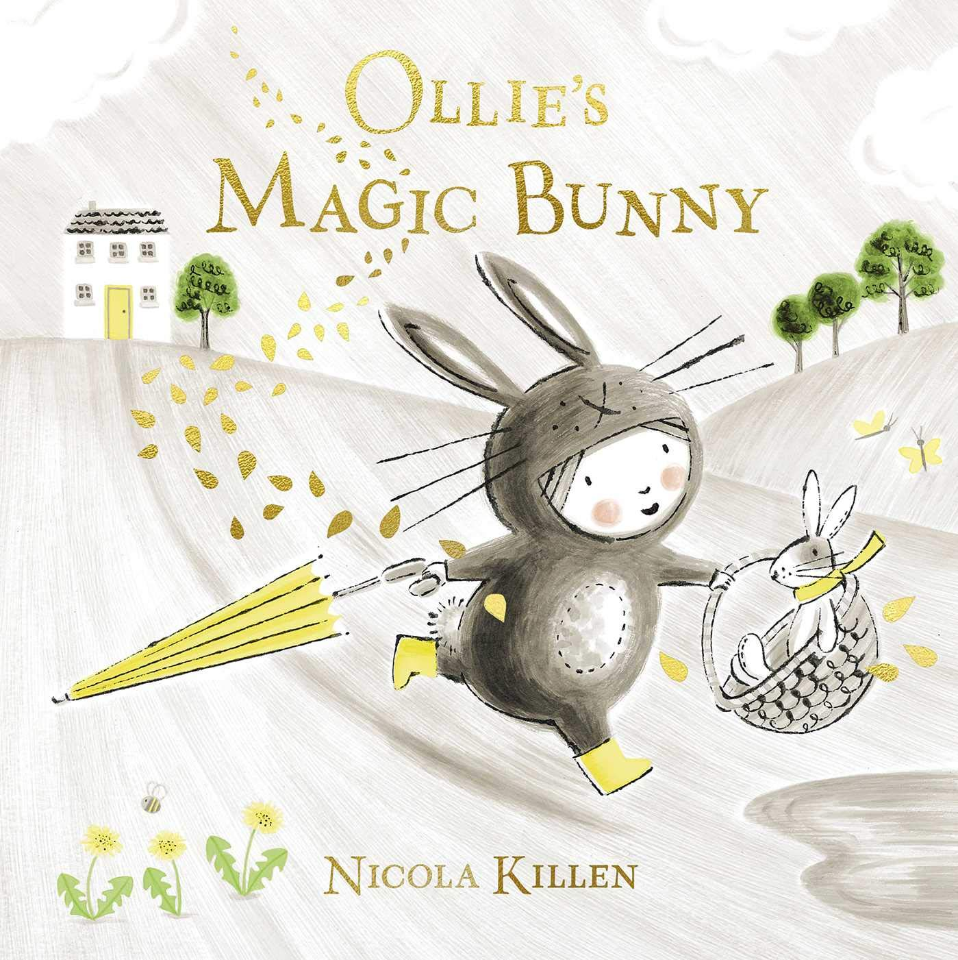 Ollies Magic Bunny by Nicola Killen