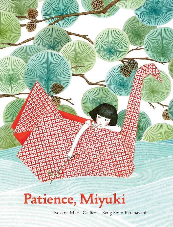 Patience, Miyuki by Roxane Marie Galliez