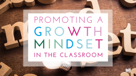 Promoting a Growth Mindset in the Classroom
