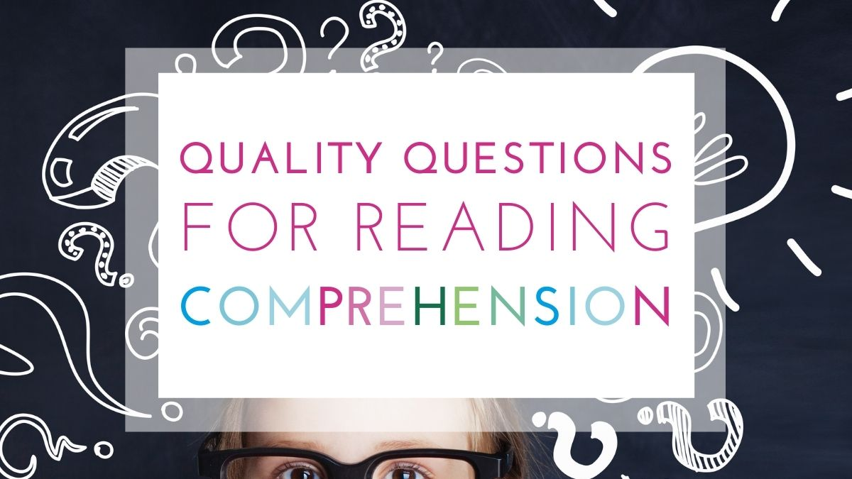 Quality Questions for Reading Comprehension