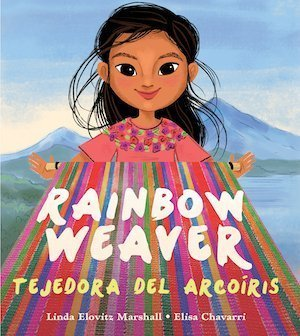 Rainbow Weaver by Linda Elovitz Marshall